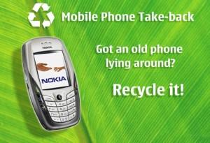 Nokia Recycling Takeback