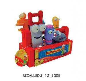 Recalled Toys