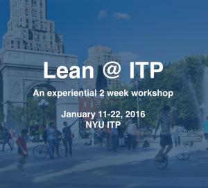 Lean ITP